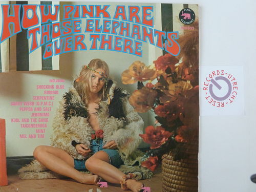 Various artists - How pink are those elephants over there