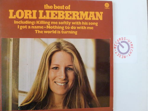 Lori Lieberman - The Best of Lori Lieberman