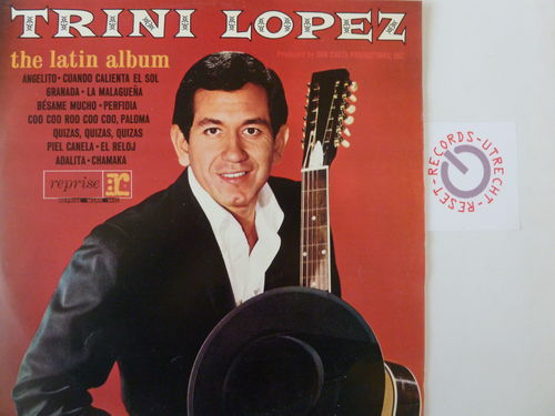 Trini Lopez - The Latin Album