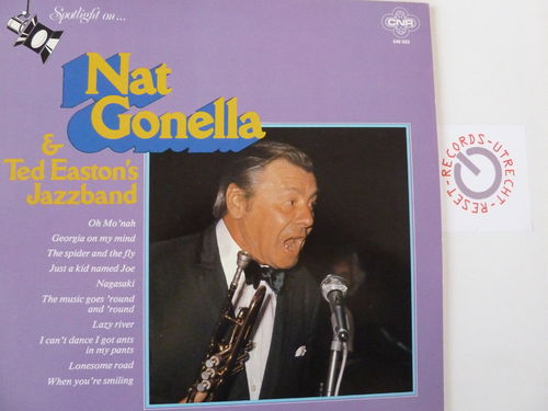 Nat Gonella and Ted Easton Jazzband - Spotlight on .......