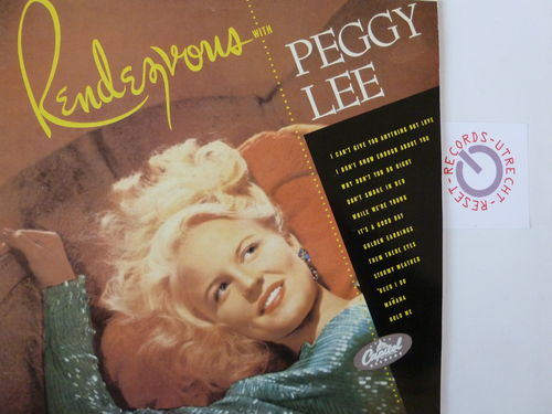 Peggy Lee - Rendez Vous with Peggy Lee