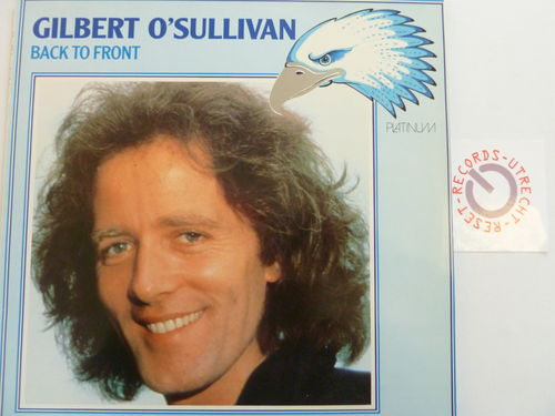 Gilbert O'Sullivan - Back to front