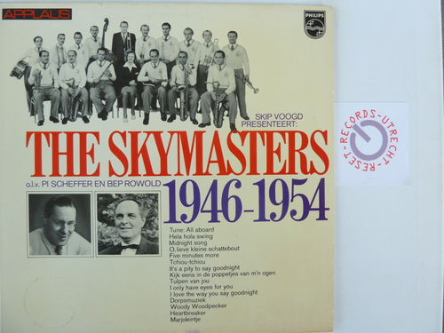 The Skymasters - The Skymasters 1946 - 1954