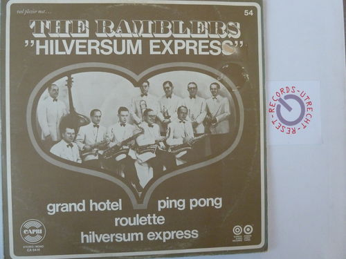 The Ramblers - Hilversum Express
