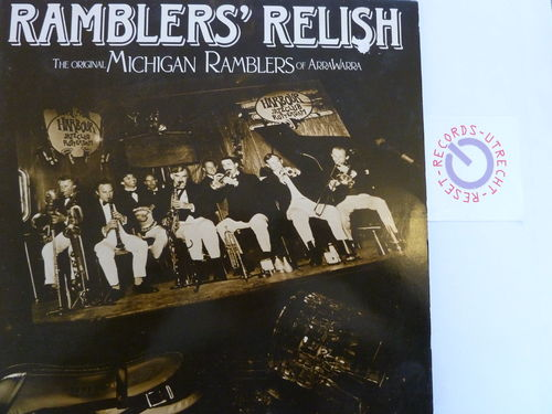 The original Michigan Ramblers of ArraWara - Ramblers Relish