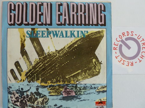 Golden Earring - Sleepwalkin'/ Babylon