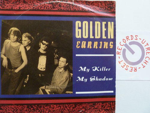 Golden Earring - My Killer My Shadow / My Killer My Shadow (alternative version)