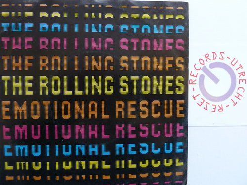 Rolling Stones - Emotional Rescue / Down in the hole