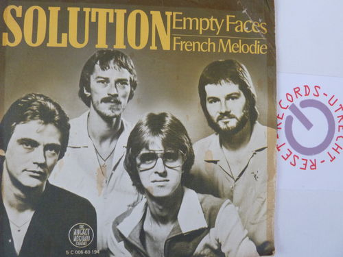 Solution - Empty Face / French Melodie