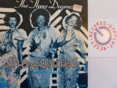 Three Degrees - The Runner / Out of love again