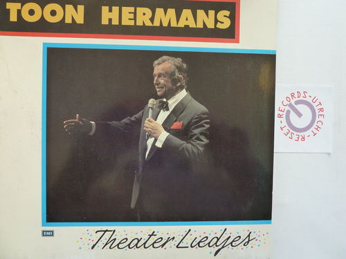 Toon Hermans - Theater Liedjes