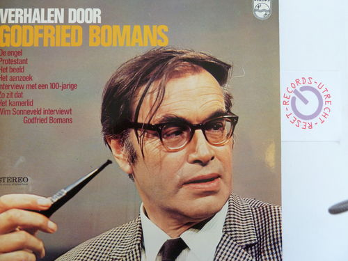 Godfried Bomans - Verhalen door Godfried Bomans