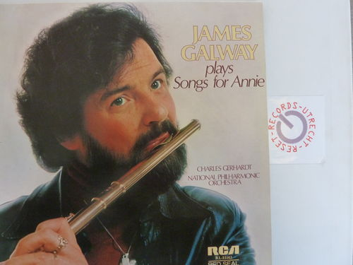 James Galway - Plays Songs for Annie