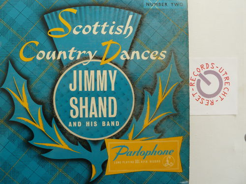 Jimmy Shand - Scottish Country Dances (in strict tempo) 2