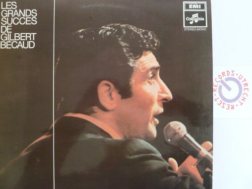Gilbert Becaud - Les grands succes de Gilbert Becaud