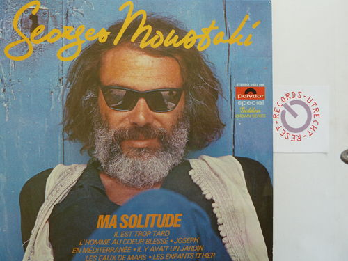 Georges Moustaki - Ma Solutide