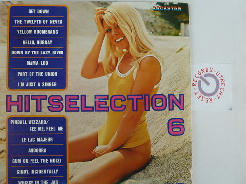Various artists - Hitselection 6
