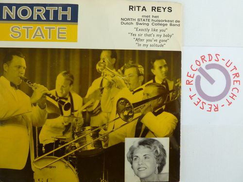 Rita Reys en Dutch Swing College Band - Yes Sir that's my baby