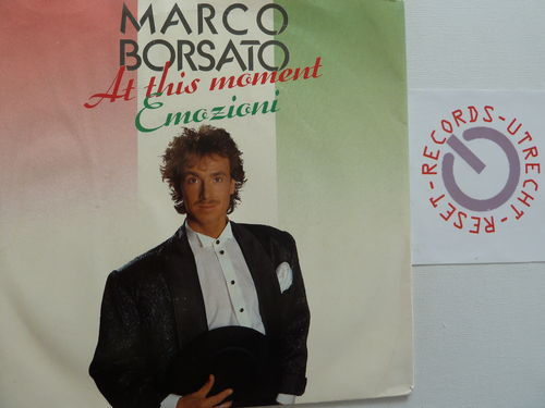 Marco Borsato - At this moment / Emozioni