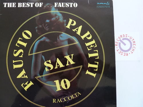 Fausto Papetti - Sax 10 Raccolta (The Best of Fausto)