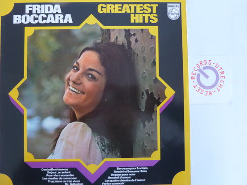 Frida Boccara - Greatest Hits