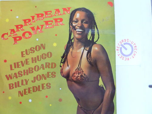 Various artists - Carribean Power