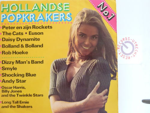 Various artists - Hollandse Popkrakers No. 1