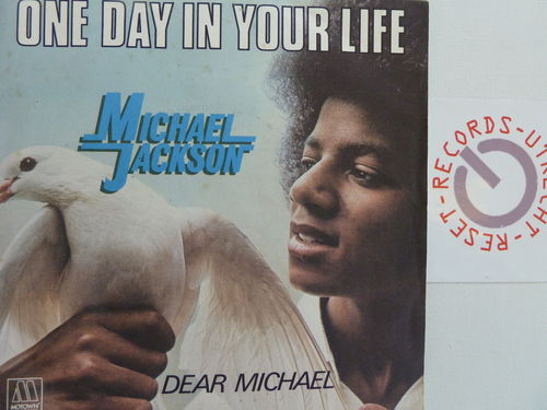 Michael Jackson - One day in your life / Dear Michael