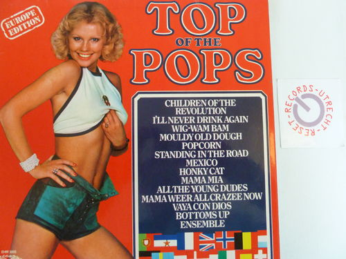Various artists - Top of the Pops Vol. 5