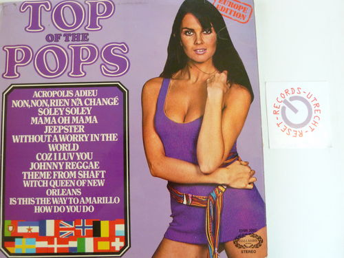 Various artists - Top of the Pops Vol. 2