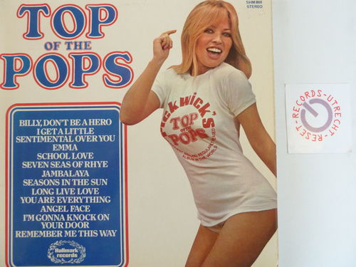 Various artists - Top of the Pops Vol. 37