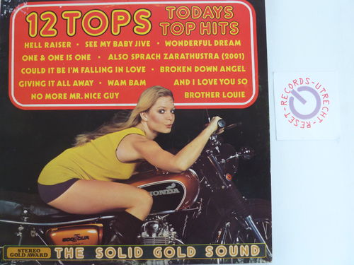 Various artists - 12 Tops Today Top Hits Vol. 11