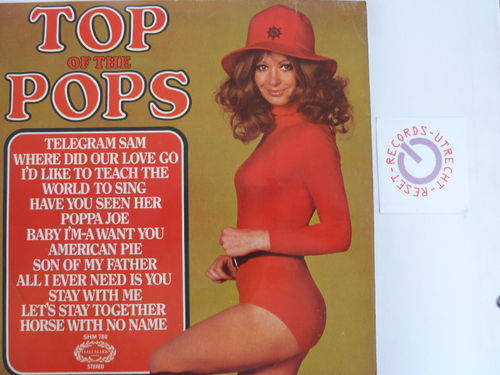 Various artists - Top of the Pops Vol. 22