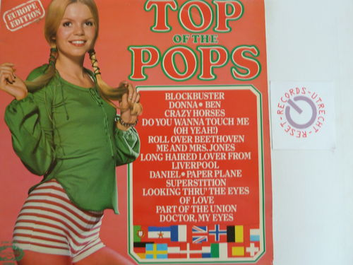 Various artists - Top of the Pops Vol. 6
