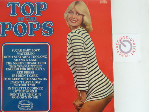 Various artists - Top of the Pops Vol. 38