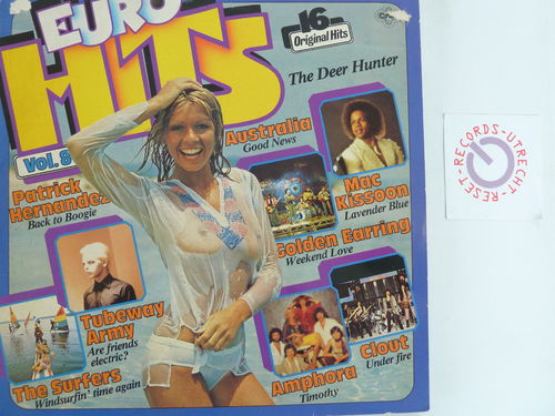 Various artists - Eurohits 8