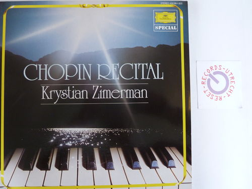 Krystian Zimermann - Chopin Recital