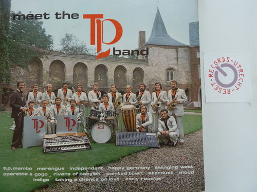 T.P Band o.l.v. Thei Peters Zang Geert Huyskens  - Meet the T.P band