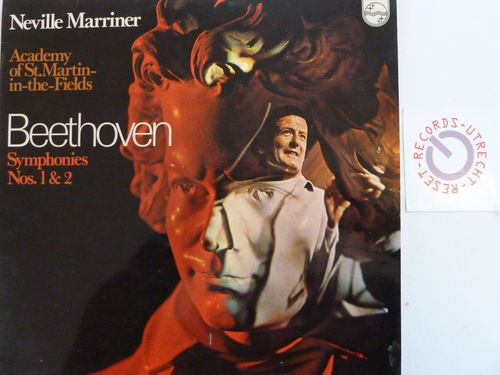 Academy of St. Martin in the fields/Neville Marriner - Beethoven Symphonics Nos. 1 + 2