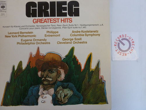Various Artists - Grieg Greatest Hits