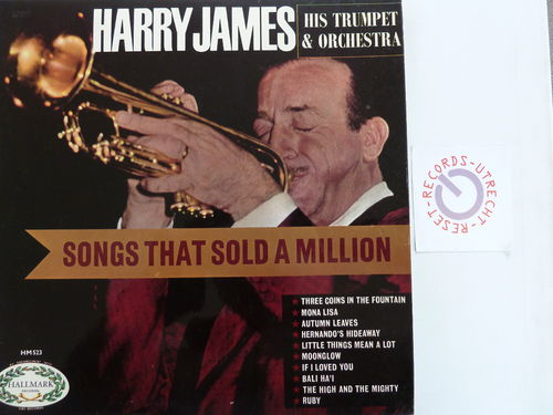 Harry James - Songs that sold a million