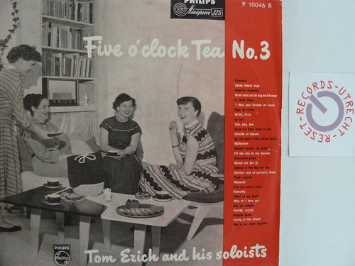 Tom Erich - Five O'Clock Tea No. 3