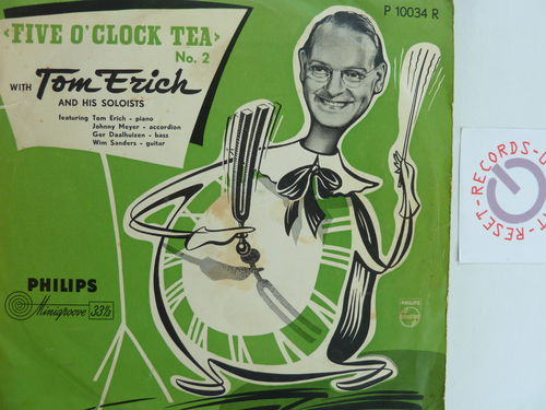 Tom Erich - Five O 'Clock Tea No. 2