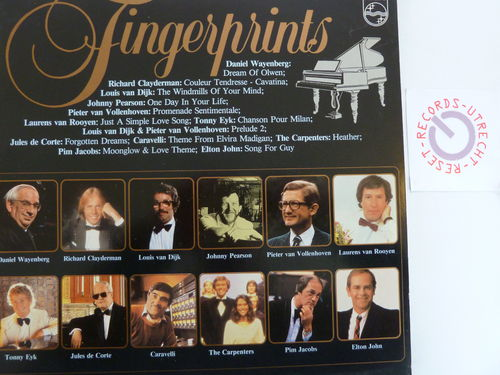 Various artists - Fingerprints