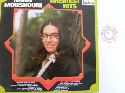 Nana Mouskouri - Greatest Hits