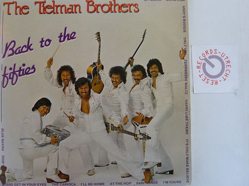 Tielman Brothers - Back to the Fifties
