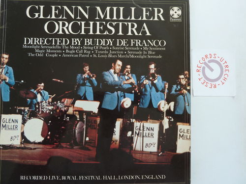 Glenn Miller Orchestra - Directed by Buddy de Franco (live Royal Festival Hall London)