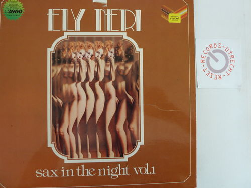 Ely Neri - Sax in the night Vol. 1