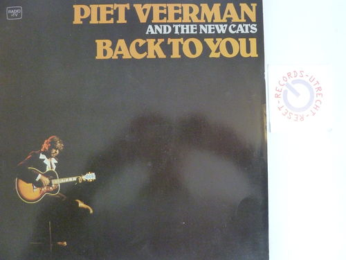 Piet Veerman and the New Cats - Back to you