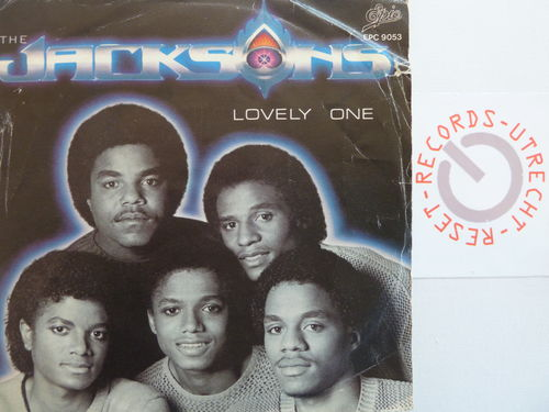 Jacksons - Lovely One / Bless His Soul